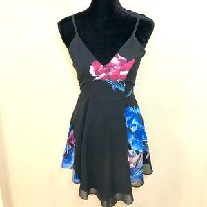 BEBE Floral Dress!